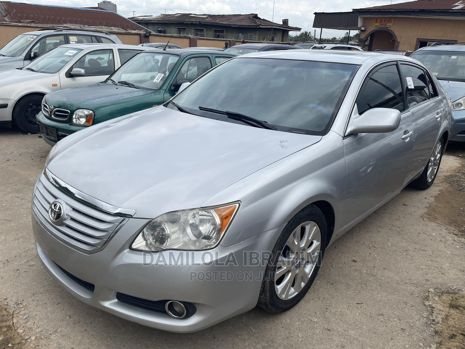 Toyota Avalon 2008 Silver | Cars for sale in Ibadan, Oyo State, Nigeria