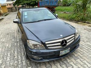 Mercedes-Benz C280 2008 Gray | Cars for sale in Lagos State, Ajah