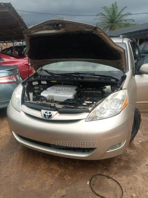 Toyota Sienna 2007 LE 4WD Gold | Cars for sale in Edo State, Benin City