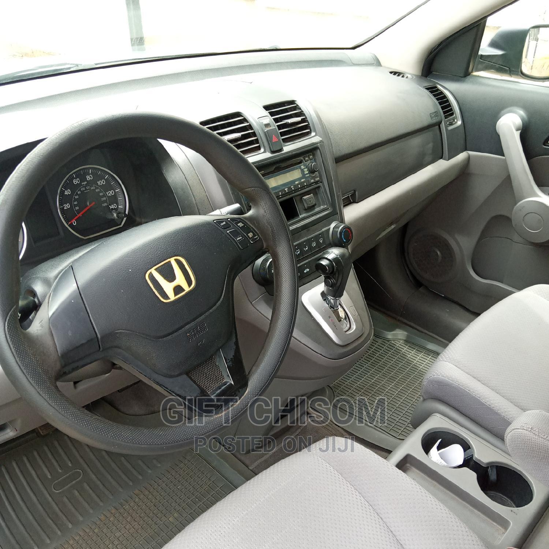 Archive: Honda CR-V 2007 Silver