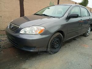Toyota Corolla 2006 LE Gray   Cars for sale in Lagos State, Surulere