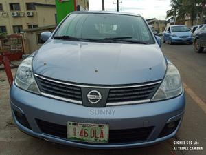 Nissan Versa 2009 Gray   Cars for sale in Lagos State, Ikeja
