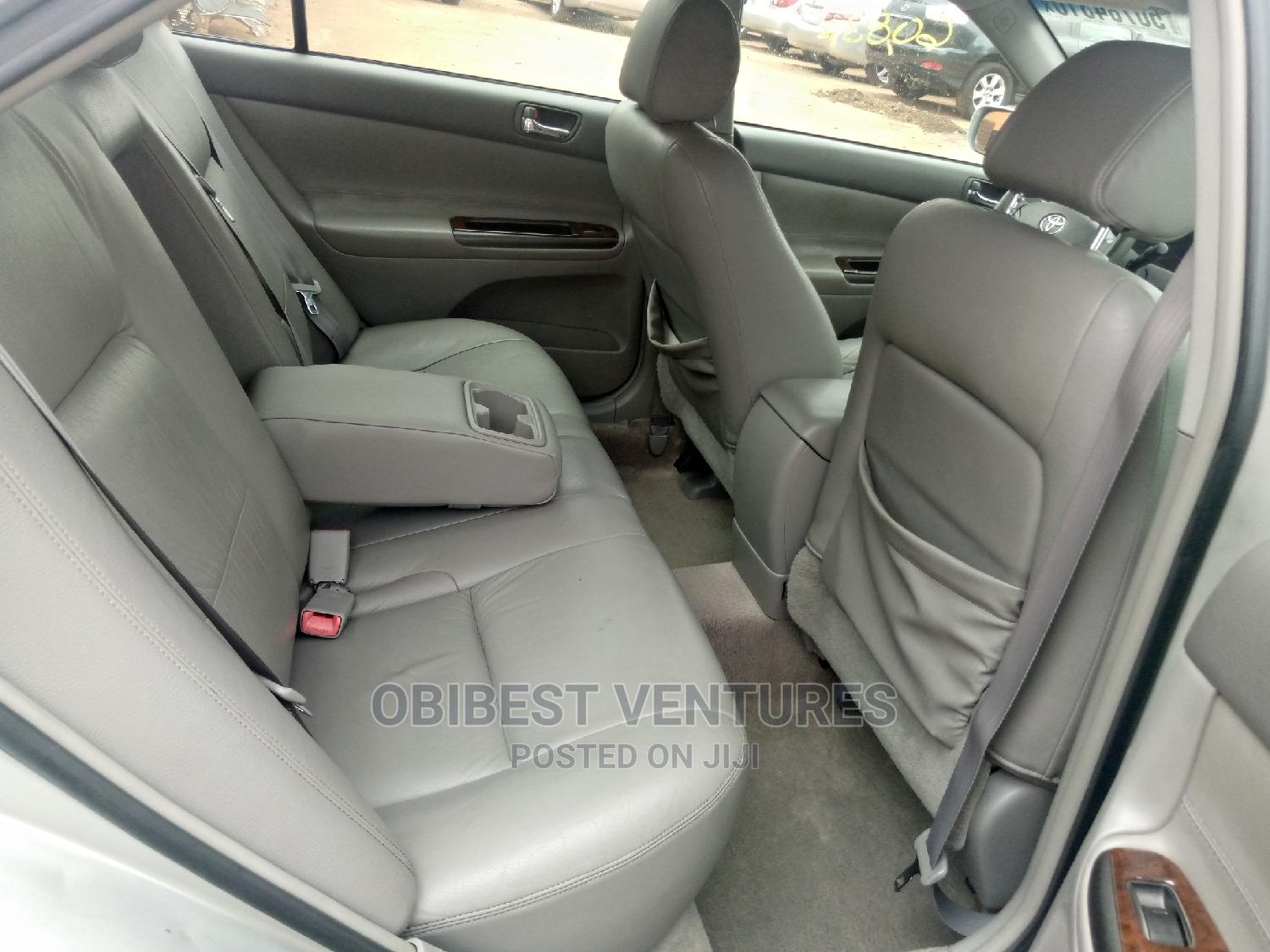 Toyota Camry 2005 Silver | Cars for sale in Isolo, Lagos State, Nigeria