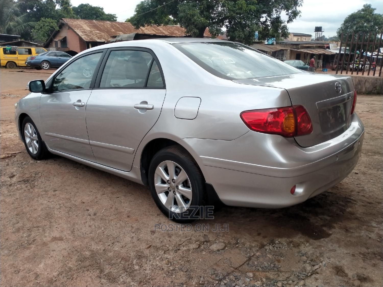 Toyota Corolla 2008 Silver   Cars for sale in Enugu, Enugu State, Nigeria