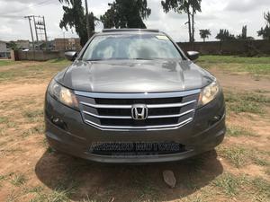 Honda Accord CrossTour 2011 EX Gray | Cars for sale in Oyo State, Ibadan