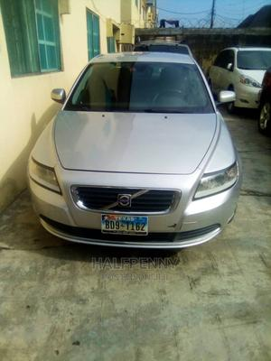 Volvo S40 2008 Silver   Cars for sale in Lagos State, Isolo