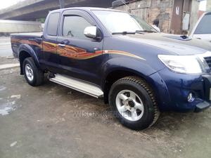 Toyota Hilux 2008 Blue | Cars for sale in Lagos State, Apapa