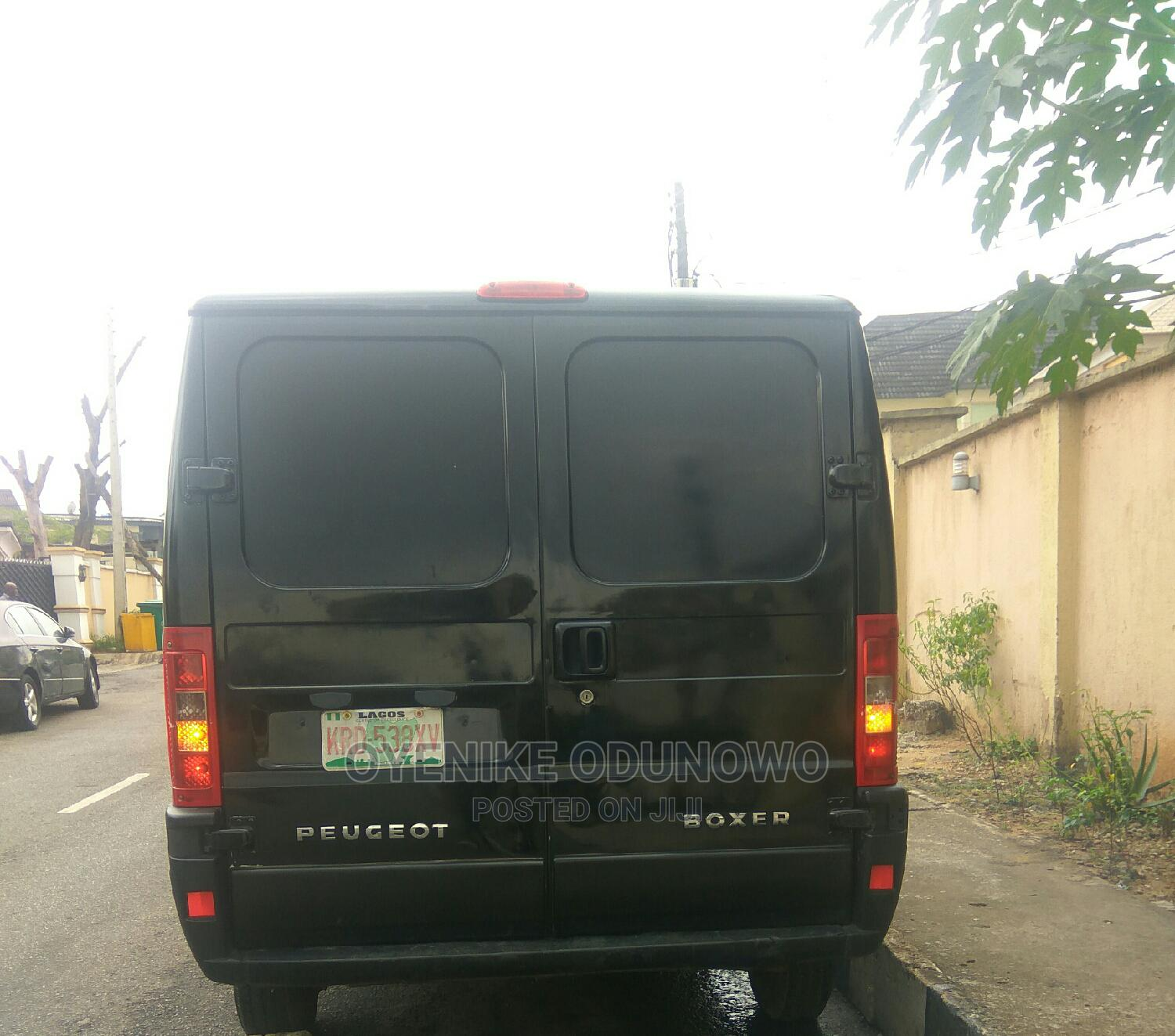 Peugeot Boxer Bus | Buses & Microbuses for sale in Magodo, Lagos State, Nigeria