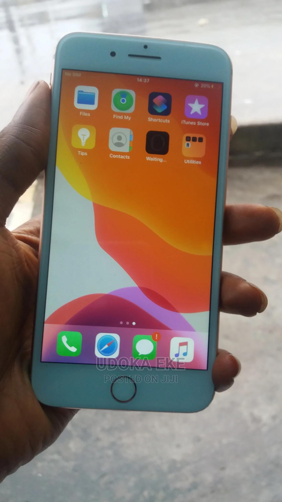 Apple iPhone 8 Plus 64 GB Gold   Mobile Phones for sale in Obio-Akpor, Rivers State, Nigeria