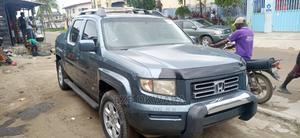 Honda Ridgeline 2006 RTL Green | Cars for sale in Lagos State, Amuwo-Odofin