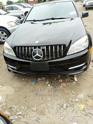 Mercedes-Benz C300 2011 Black   Cars for sale in Lagos State, Apapa