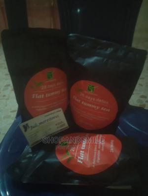 28 Days Flat Tummy Tea | Vitamins & Supplements for sale in Imo State, Owerri