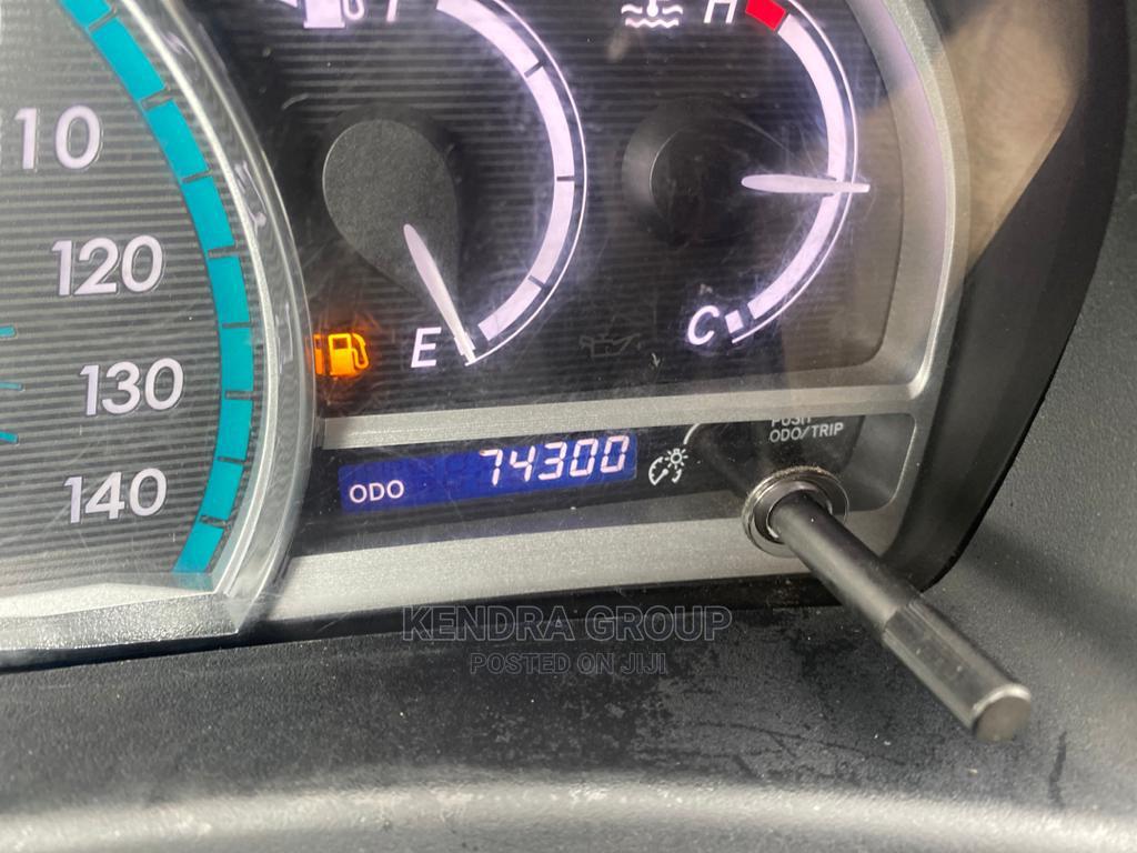 Archive: Toyota Venza 2011 White