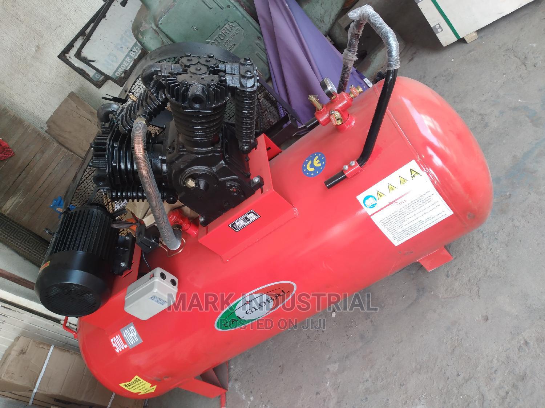 10hp 500L Air Compressor 16 Bar