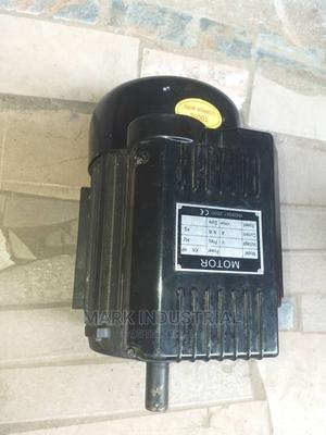 Single Phase 3hp Electric Motor 2800rpm | Manufacturing Equipment for sale in Lagos State, Ojo