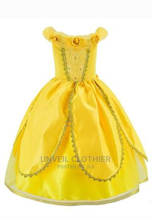 Beauty and the Beast Princess Dress Up Costume | Children's Clothing for sale in Lagos State, Ikeja