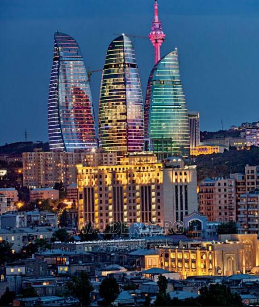 100% Azerbaijan Student Visa With Job Link