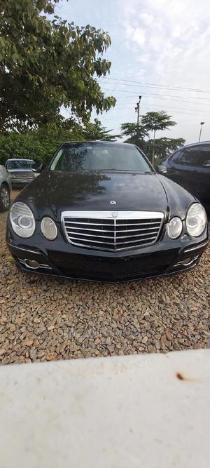 Mercedes-Benz E350 2009 Black   Cars for sale in Abuja (FCT) State, Gwarinpa