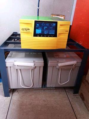 Solar Battery and Inverter   Solar Energy for sale in Lagos State, Lekki