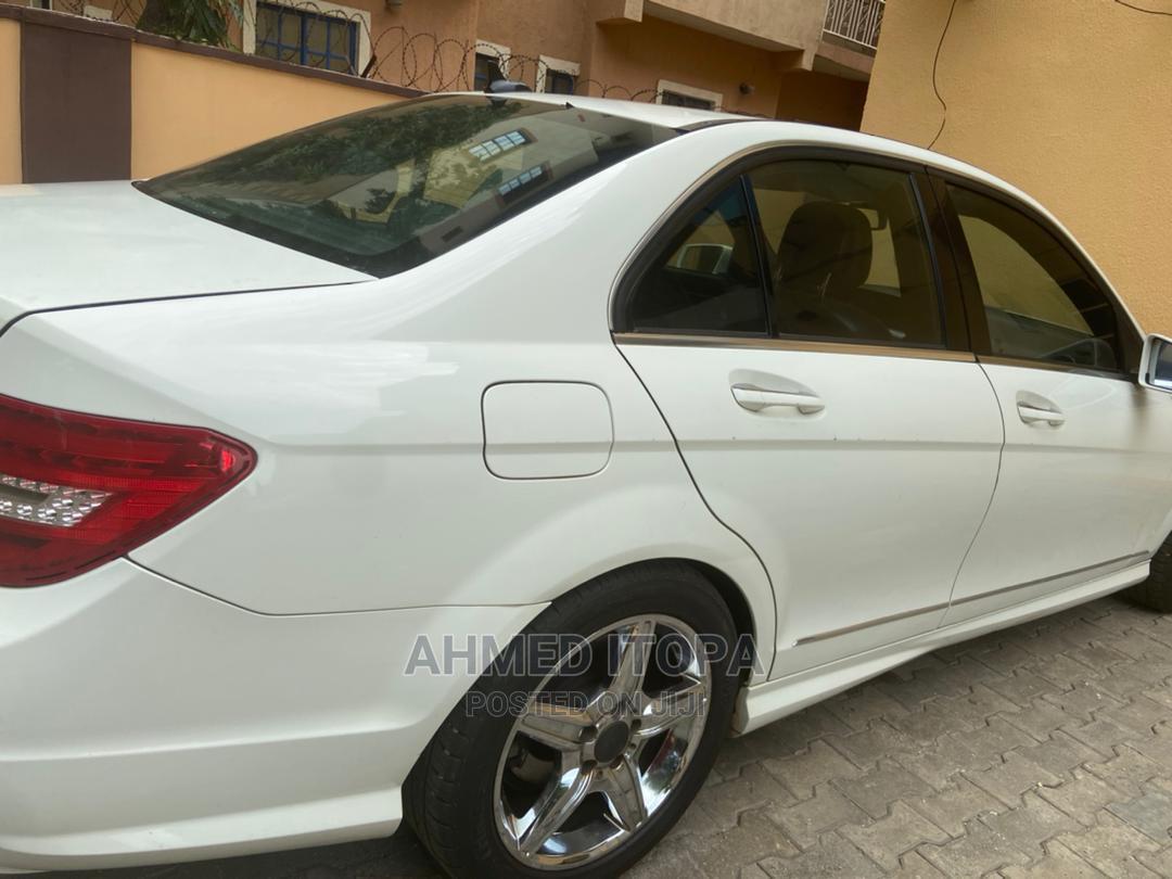 Mercedes-Benz C300 2013 White   Cars for sale in Utako, Abuja (FCT) State, Nigeria