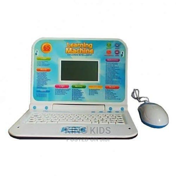 Archive: Universal Intelligent Learning Laptop for Kids - Blue