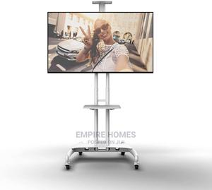 Classic Heavy Duty Plasma TV Stand   Furniture for sale in Lagos State, Isolo