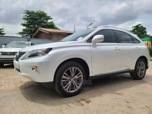 Lexus RX 2014 350 AWD White | Cars for sale in Lagos State, Alimosho