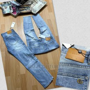 High Quality GUCCI Jeans Available for Sale | Clothing for sale in Lagos State, Magodo