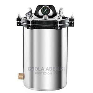 Portable Pressure Steam Sterilizer | Medical Supplies & Equipment for sale in Lagos State, Ikeja