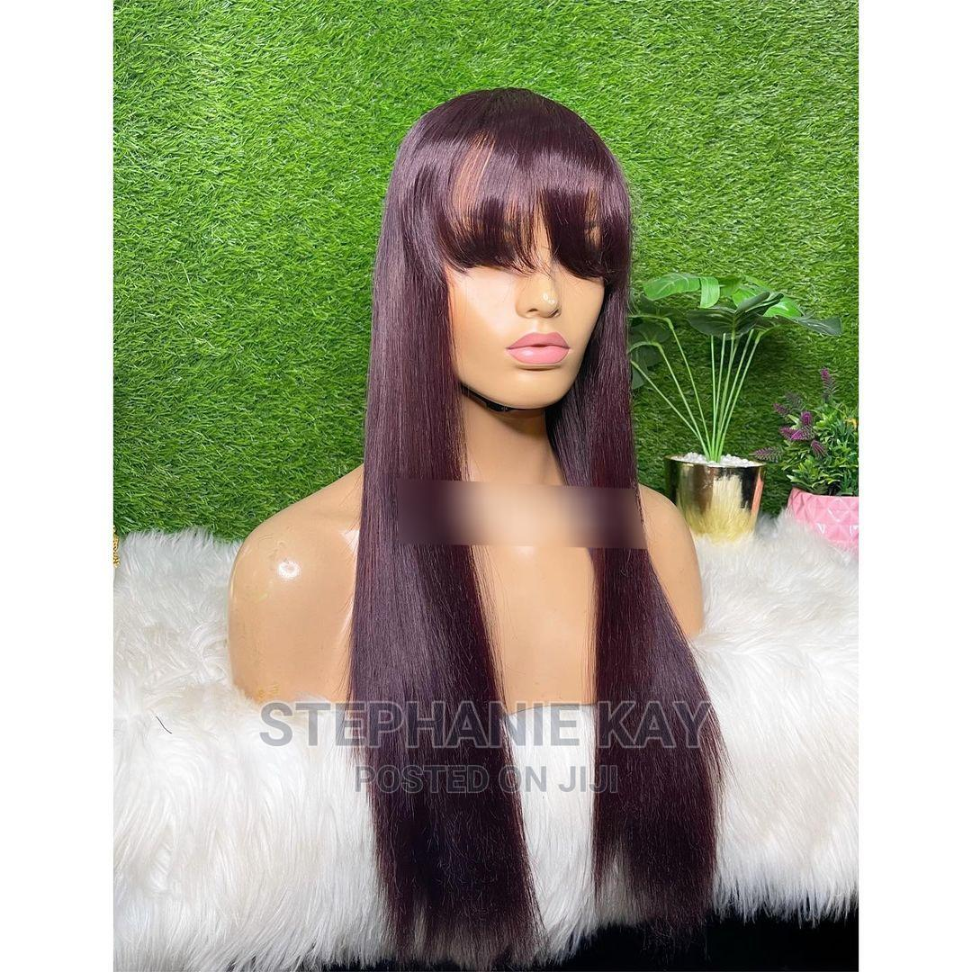 Archive: Human Hair Wigs