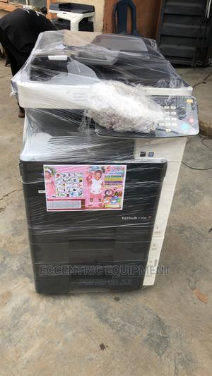 Bizhub C200 Color DI Photocopier | Printers & Scanners for sale in Lagos State, Surulere