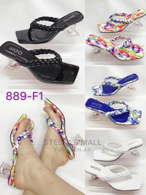 Ladies Heel Slippers   Shoes for sale in Lagos State, Surulere
