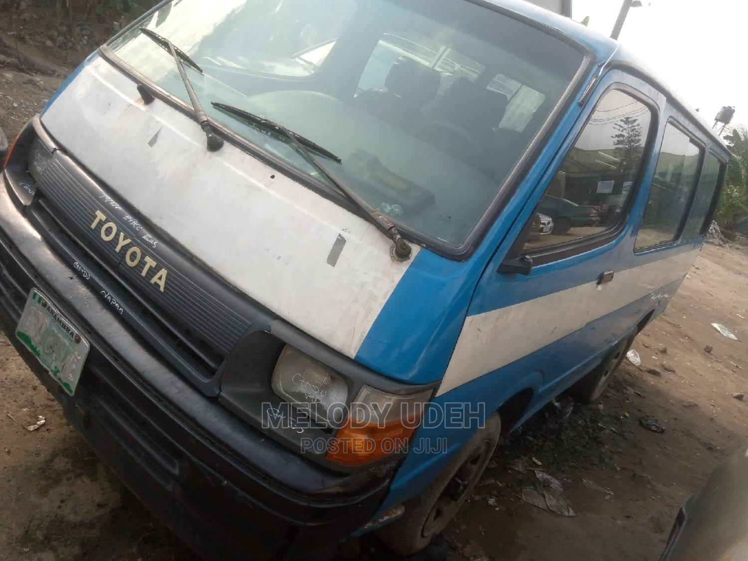 Archive: Toyota Hiace Bus for Sale