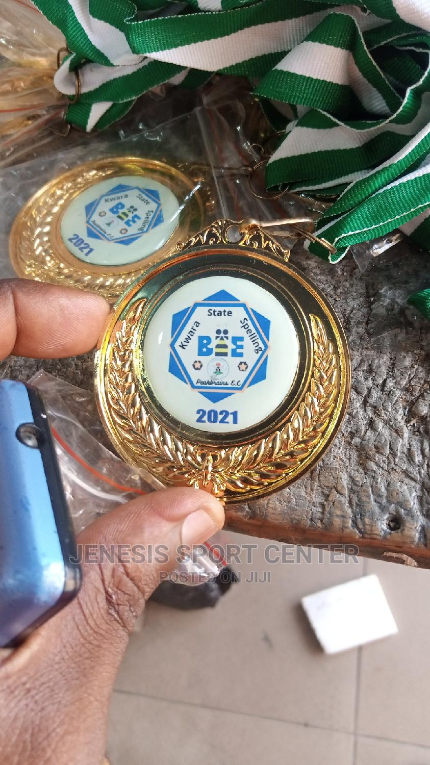 Medals With Printing 00