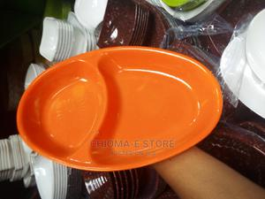 12pcs Divider Unbreakable Plates | Kitchen & Dining for sale in Lagos State, Lagos Island (Eko)