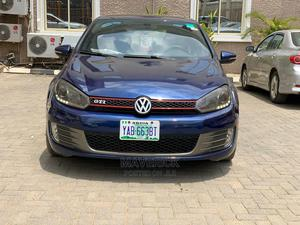 Volkswagen Golf GTI 2012 Blue | Cars for sale in Abuja (FCT) State, Gwarinpa