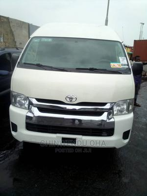 Super Clean Tokunbo Hiace | Buses & Microbuses for sale in Lagos State, Gbagada