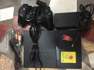 Slim PS2 With Current Games Installed   Video Game Consoles for sale in Lagos State, Ikeja