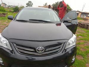 Toyota Corolla 2012 Black | Cars for sale in Oyo State, Egbeda