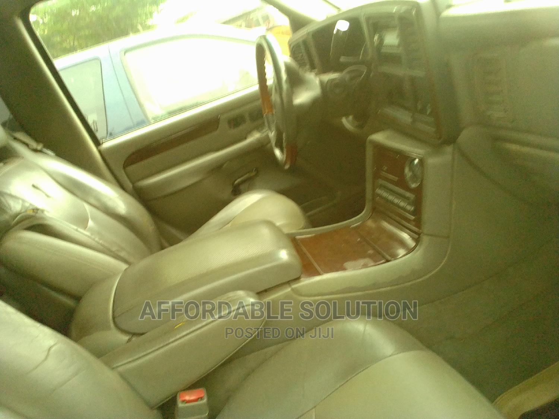 Cadillac Escalade 2005 Black   Cars for sale in Abule Egba, Lagos State, Nigeria