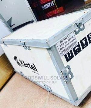 5kva 24v Kartel Solar Inverter   Solar Energy for sale in Lagos State, Ajah