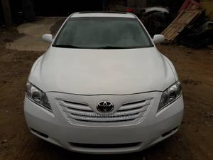Toyota Camry 2007 White   Cars for sale in Lagos State, Kosofe