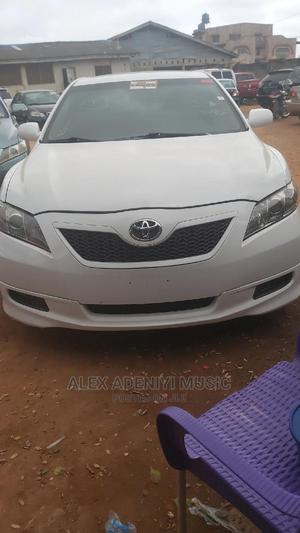Toyota Camry 2007 White   Cars for sale in Lagos State, Ikotun/Igando