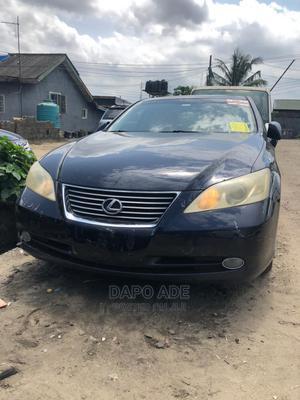 Lexus ES 2008 350 Blue | Cars for sale in Lagos State, Apapa