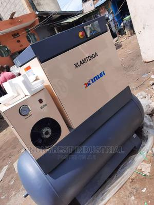 10hp School Air Compressor Complete With Tank   Vehicle Parts & Accessories for sale in Lagos State, Ojo