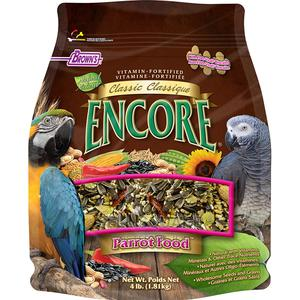 FM Brown'S Encore Classic Natural Parrot Food   Pet's Accessories for sale in Lagos State, Ikeja