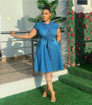 Turkey Jean Gown | Clothing for sale in Lagos State, Ojo