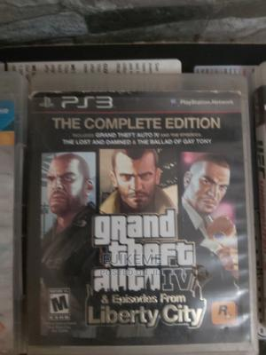 Grand Theft Auth 4 Ps 3 Cd (Liberty City) | Video Games for sale in Abuja (FCT) State, Gwarinpa