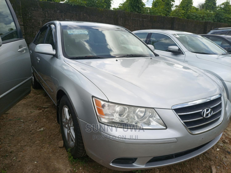 Hyundai Sonata 2010 Silver   Cars for sale in Uyo, Akwa Ibom State, Nigeria