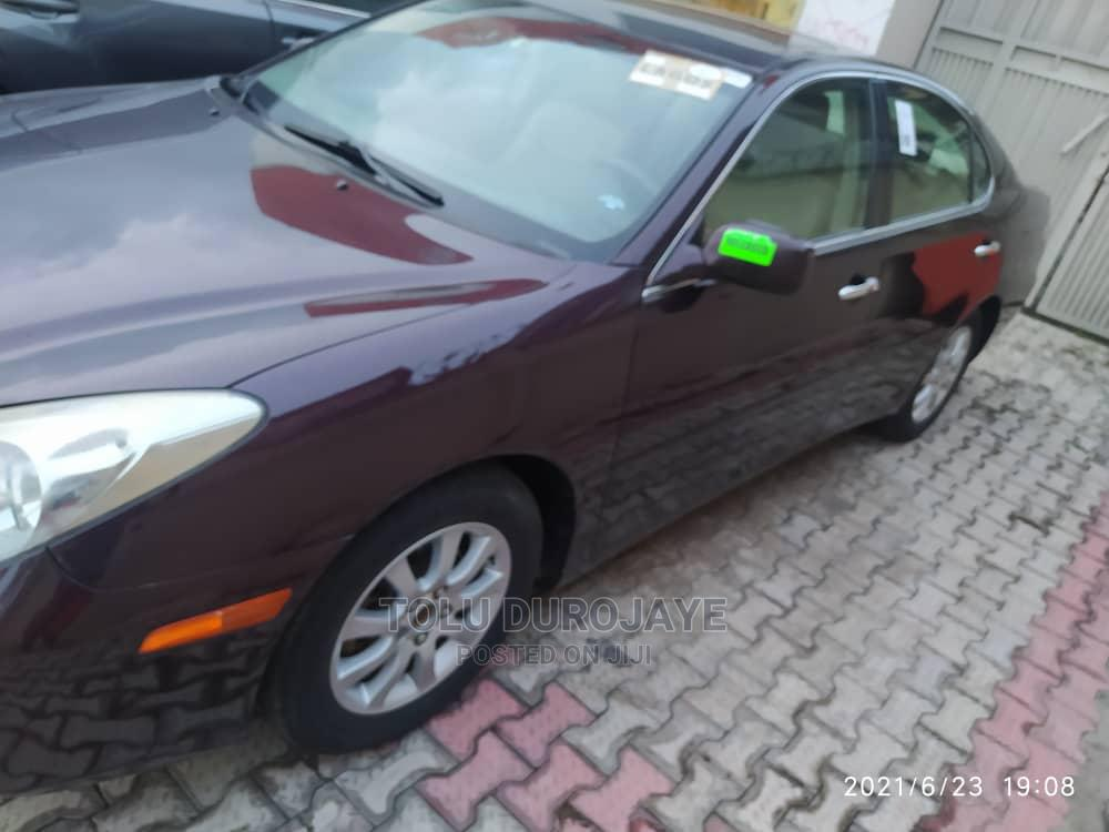 Lexus ES 2004 330 Sedan | Cars for sale in Ikotun/Igando, Lagos State, Nigeria